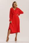 Czerwona Sukienka Vyloria