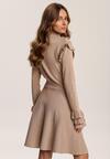 Beżowa Sukienka Iriniesh