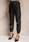 Czarne Spodnie Joggery Helora