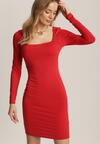 Czerwona Sukienka Mhyrtyse