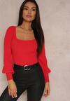 Czerwony Sweter Oranrad