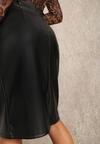 Czarna Spódnica Orintarish