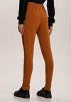 Camelowe Spodnie Dresowe Mistwing