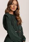 Zielona Sukienka Savathera