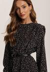 Czarna Sukienka Savathera