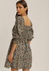 Kremowa Sukienka Shirinney
