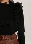 Czarny Sweter Mossbrooke