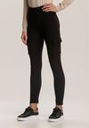 Czarne Spodnie Prettywhirl