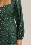 Zielona Sukienka Greenbane