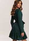 Zielona Sukienka Caskshade