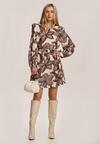 Kremowa Sukienka Cloudymuse