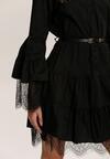 Czarna Sukienka Singleflow
