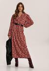 Camelowa Sukienka Cottonbutter