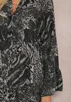 Szara Sukienka Bumbletwirl