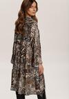 Beżowa Sukienka Bumbletwirl