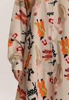 Kremowa Sukienka Funnybloom