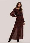 Łososiowa Sukienka Hial
