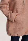 Różowa Bluza Carkrana