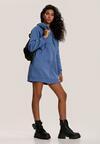 Granatowa Bluza Antria