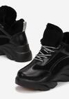 Czarne Sneakersy Aethethusa