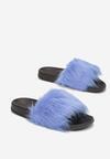 Niebieskie Klapki Thalahria
