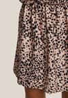 Jasnobeżowa Sukienka Zapopa