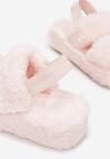 Różowe Kapcie Littleflip