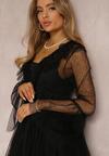 Czarna Sukienka Nahlea