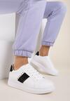 Biało-Czarne Sneakersy Phiakea