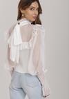 Biała Bluzka Malimea
