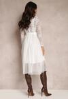 Biała Sukienka Aeznessa
