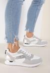 Białe Sneakersy Diave