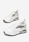 Białe Sneakersy Strag