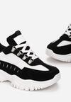 Czarne Sneakersy Chasanri