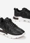 Czarne Sneakersy Melantha