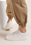 Beżowe Sneakersy Iaselia