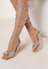 Szampańskie Sandały Samise