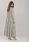 Jasnozielona Sukienka Kathishae