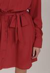 Czerwona Sukienka Messessei