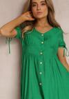 Zielona Sukienka Prisertes