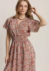 Ciemnoróżowa Sukienka Nairiye