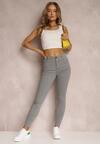 Czarne Spodnie Skinny Laonilla