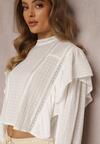 Biała Bluzka Laritea