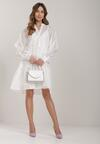 Biała Sukienka Mathiasse