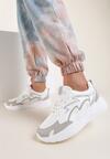 Białe Sneakersy Undirene