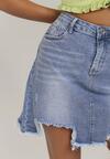 Jasnoniebieska Spódnica Paphexia