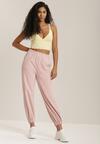 Różowe Spodnie Limoliria