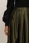 Zielona Spódnica Ilathusa
