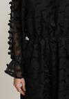 Czarna Sukienka Aevangelina