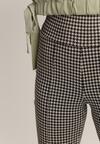 Czarne Spodnie Skinny Leurose